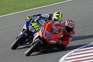 """Stoner saluta Rossi: """"Sei il valore aggiunto delle mie vittorie"""""""