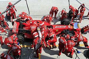 Leclerc: El sprint a fondo es como la era de la F1 con repostaje