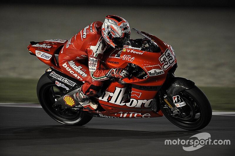 """Melandri: """"Llegué a tener miedo a la Ducati"""""""