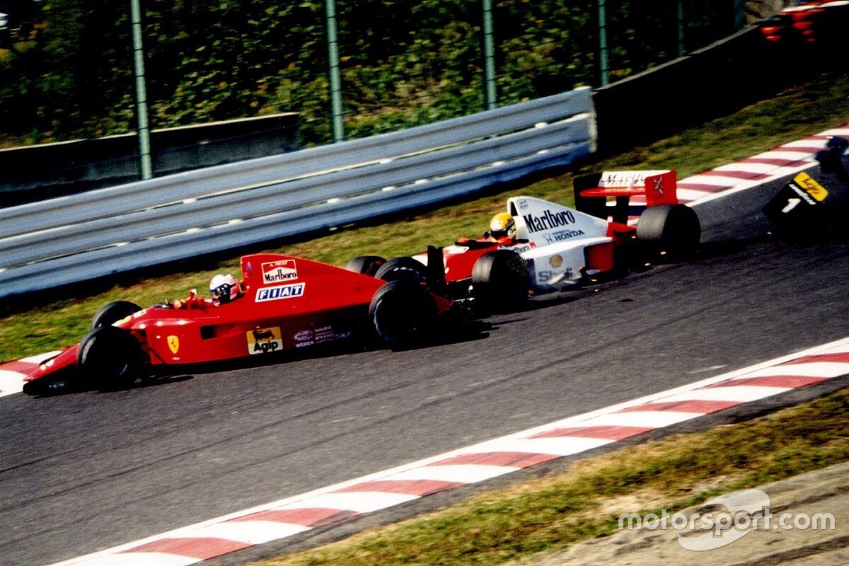 C'était un 21 octobre: la vengeance de Senna, le dégoût de Prost