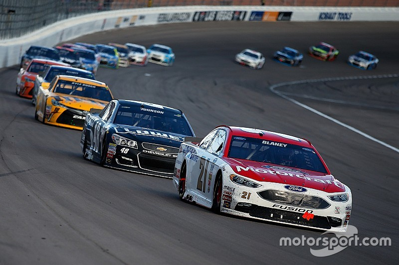 Blaney on target for 'third Penske' NASCAR entry