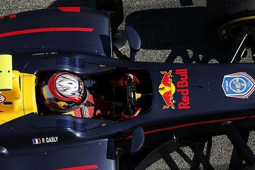 Barcelona GP2: Gasly heads Lynn in season-opening practice