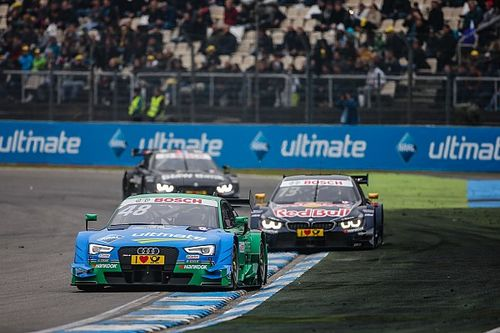 Marquardt: Wycofanie Audi zniszczyło DTM