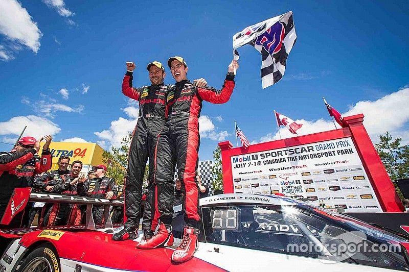 La Corvette DP d'Action Express Racing gagne le GP Mobil 1