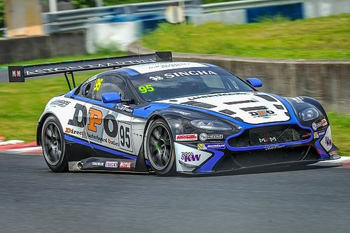 Walsh set for Japanese GT outing