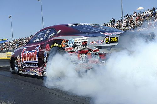 NHRA's Big Go at Indianapolis sets field for playoffs