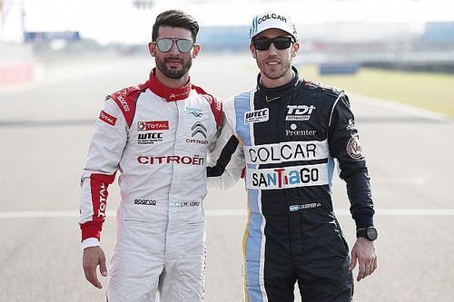 Lopez: Guerrieri's pace shows how good Argentine drivers are