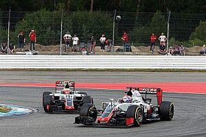"""Haas """"a little bit behind"""" on 2017 car development"""