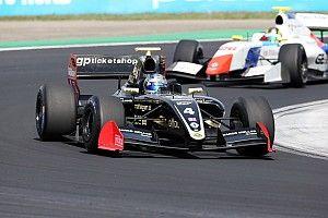 Lotus, Nissany score podium finish in Hungary