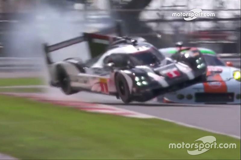 Brendon Hartley nimmt Schuld für Porsche-Crash auf sich