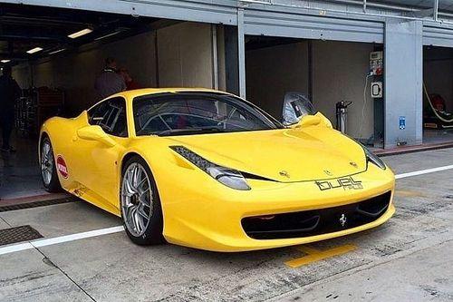 Zanardini-Sauto e Romani-Deodati sulle Ferrari 458 della Duell Race