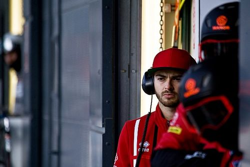Manor loans Stevens to G-Drive for Le Mans