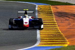 GP3 Testing report  Janosz kicks off Valencia GP3 test on top