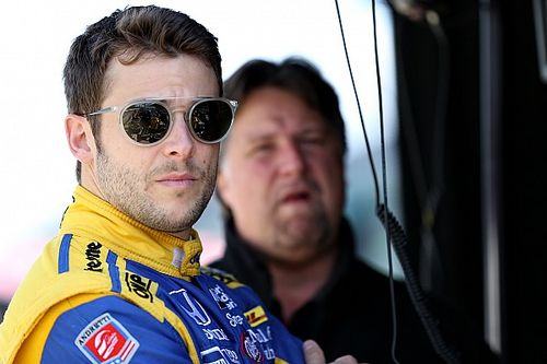 Andretti Autosport finish 1-2-3-4-6 on first day of practice