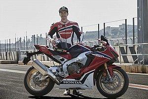 Hayden luncurkan Honda CBR1000RR Fireblade