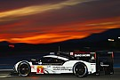 Porsche stays on top in WEC Prologue night session