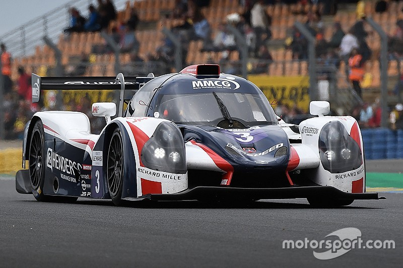 Cosmo, Byrne and Benham combine for Gulf 12 Hours