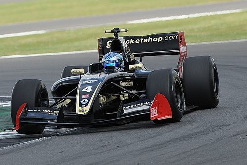 Silverstone F3.5: Nissany takes provisional maiden win