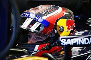 "Red Bull demotion ""made me stop enjoying"" racing, Kvyat admits"