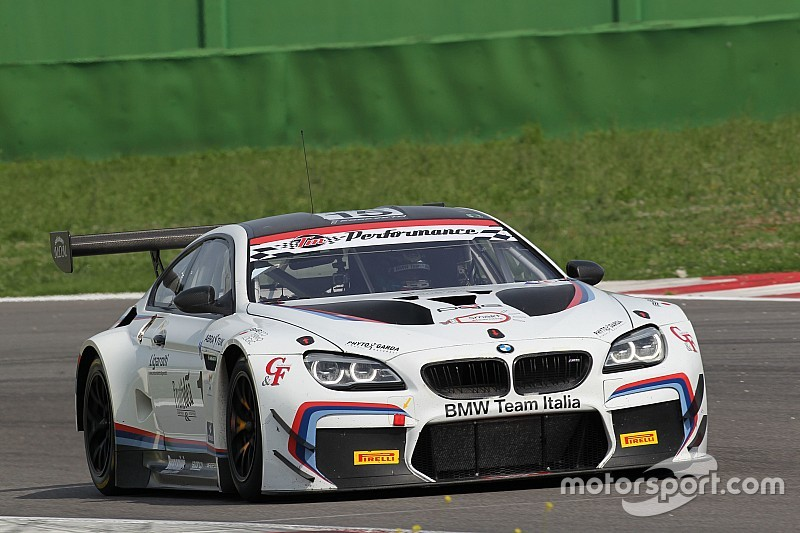 Super GT3-GT3: Cerqui e Comandini si impongono in Gara 1 a Misano