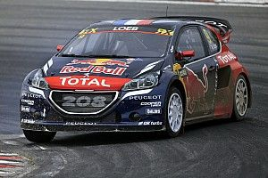 Sweden WRX: Loeb takes Q1 lead as Ekstrom and Solberg fail to finish