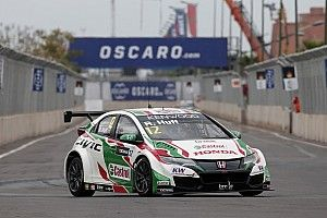 Morocco WTCC: Huff leads Honda 1-2-3 in intense qualifying