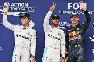 Malaysian GP: Hamilton blitzes pole as Rosberg toils