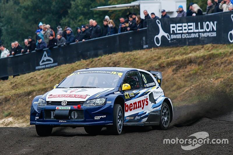 Volkswagen RX Sweden won't contest World Rallycross in 2017