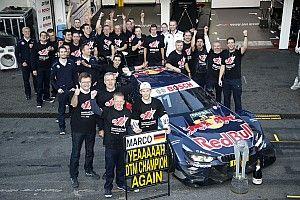 "Wittmann: Second DTM title confirms I'm no ""one-hit-wonder"""