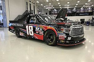 "Harrison Burton: Truck debut with KBM a ""huge opportunity"""