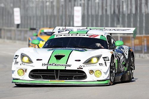 Viper Strikes Gold, takes hometown victory with Keating, Bleekemolen in Chevrolet Sports Car Classic