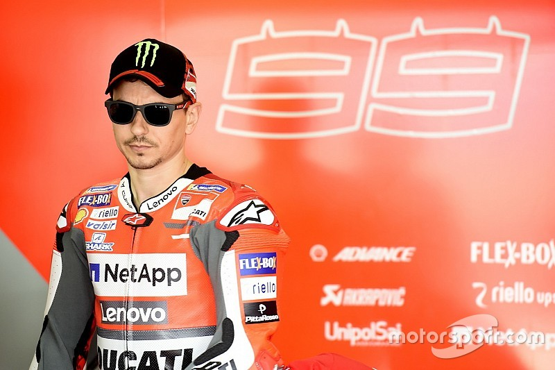 Ducati-Honda sepakati soal debut Lorenzo