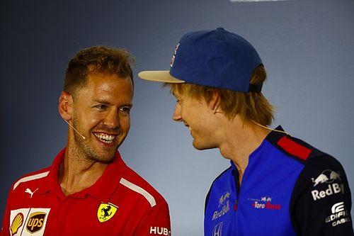 Les rivaux de Vettel prennent sa défense après sa pénalité