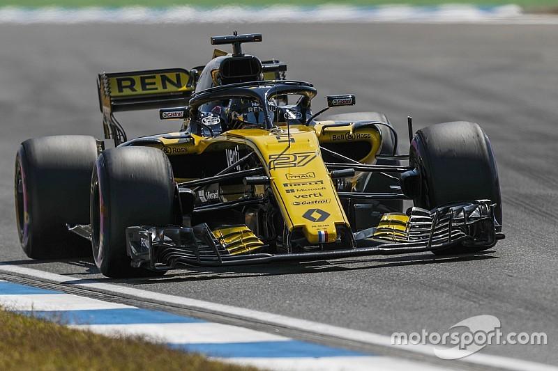 """Hulkenberg: Renault'nun büyük takımlarla arasındaki fark """"sinir bozucu"""""""