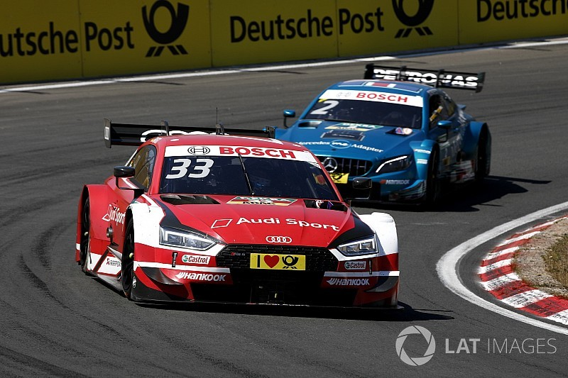 """Rast """"screamed"""" when Zandvoort safety car came out"""
