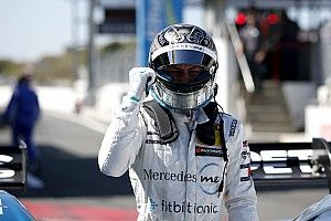 Paffett repite y da a Mercedes la segunda pole en Zandvoort