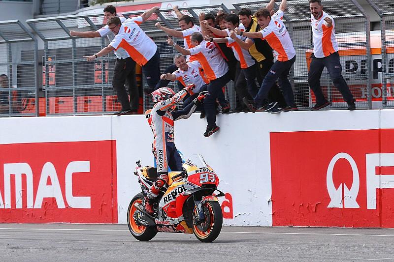 """Marquez: """"Per fortuna che le Yamaha sono in difficoltà, perché se cominciano ad andare così..."""""""