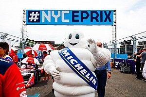 Spek baru Michelin, tantangan untuk semua tim