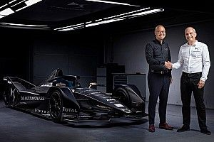 Techeetah announces DS partnership for season five