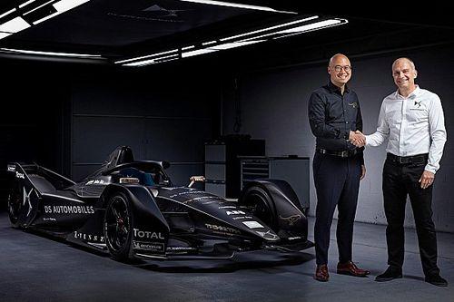 Techeetah anuncia parceria com DS na Fórmula E