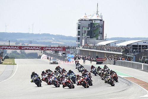 'Sachsenring ook in 2019 op MotoGP-kalender'