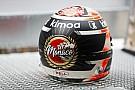Stop/Go Vandoorne monacói sisakja Alonso márkájában díszeleg