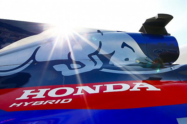 Red Bull decides on Honda F1 engine switch