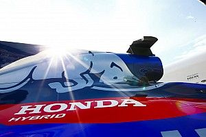 "Red Bull/Toro Rosso to get ""equal"" Honda resources"