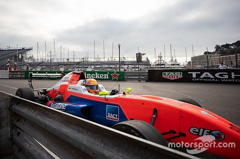 Alex Peroni dominatore assoluto di Gara 1 a Monaco