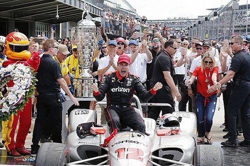 Indy 500: Will Power siegt bei zahlreichen Crashs