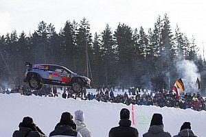 GALERÍA: El Rally Suecia en imágenes