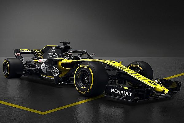 Formula 1 Analisi Analisi Renault: l'ologramma nasconde quella che è la vera R.S.18?
