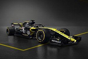 Renault maakt datum presentatie F1-bolide 2019 bekend