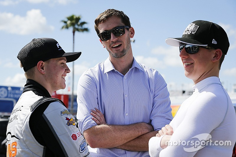 "Ben Kennedy ""possibly"" interested in one day being NASCAR CEO"